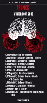 Trunks + Filiamosta // Winter Tour 2013