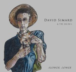 David Simard - Slower, Lower (cover album)