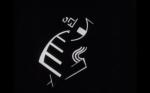 Martin Fish - N.O.Z.E.R.O - Viking Eggeling's Symphonie Diagonale experimental film (1924)